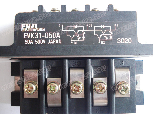 FUJI EVK31-050A MODULE BIPOLAR TRANSISTOR MODULES Rating
