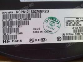 NCP6121S52MNR2G