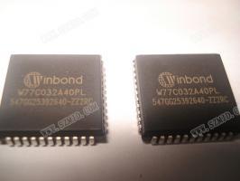 W77C032A40PL