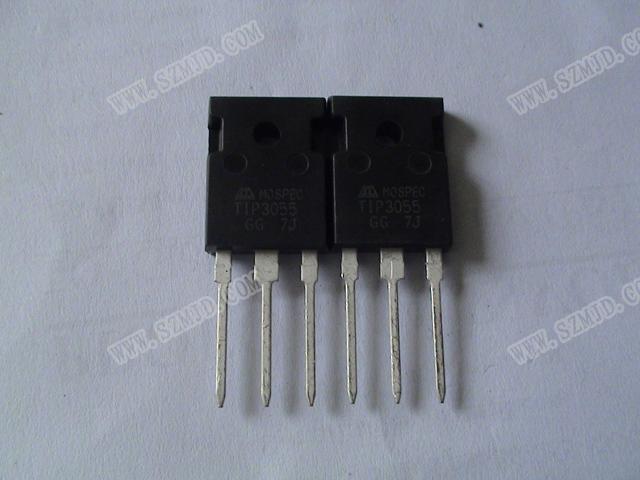 tip127做允电器电路图