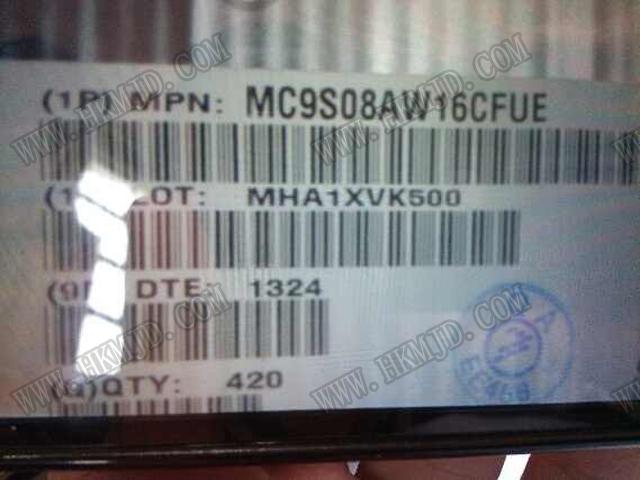 MC9S08AW16CFUE