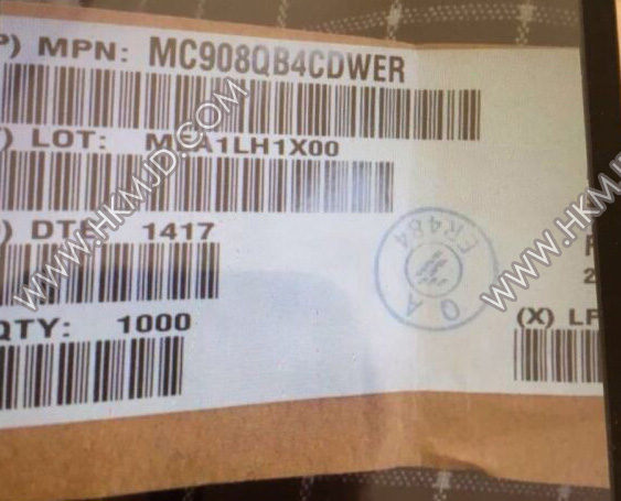 MC908QB4CDWER