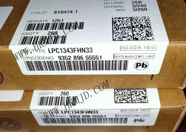 LPC1343FHN33